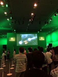 XboxOneメインモニター
