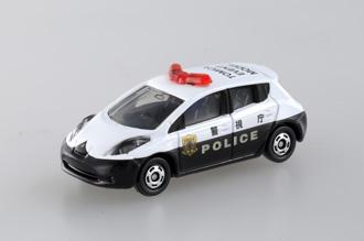 日産 リーフ パトロールカー
